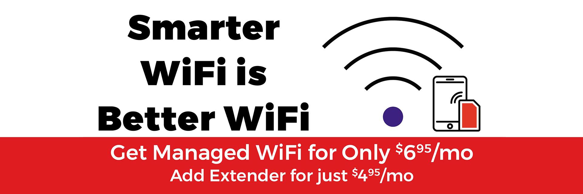 Smarter WiFi